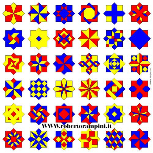 Tappeti Con Disegni Geometrici ~ Idee per il design della casa