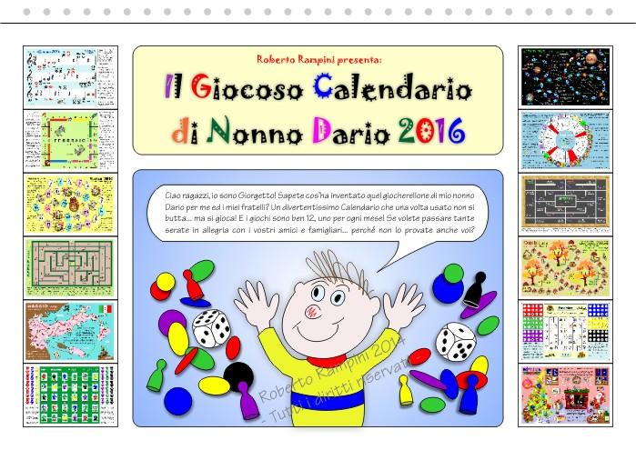Chi Ha Inventato Il Calendario.Nuova Pagina 1